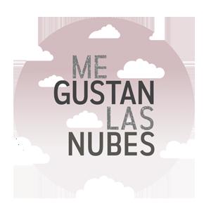 Me Gustan Las Nubes logotipoa