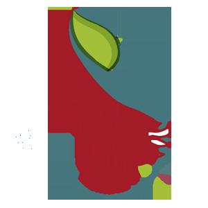 Sabeletik Mundura logotipoa