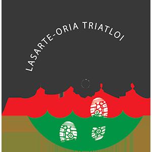 Trinko Lasarte-Oria Triatloi logotipoa