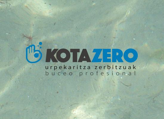 KotaZero Urpekaritza Zerbitzuak logotipoa