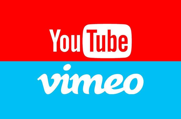 Bideoak igotzerako orduan zein aukeratu, Youtube ala Vimeo?