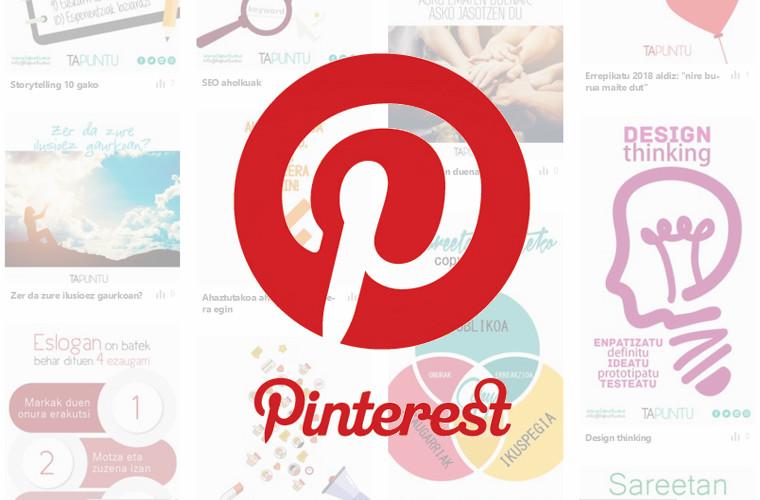 Pinterest sare soziala