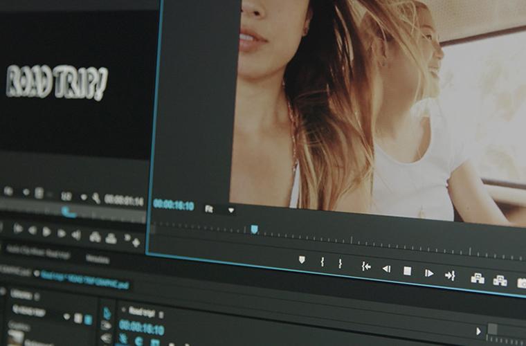 Adobe Premiere: editatu zure bideoak!